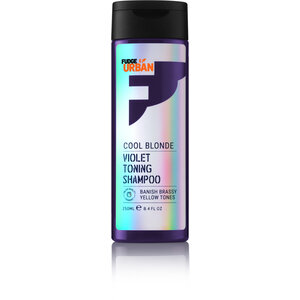Urban Cool Blonde Shampoo, 250ml