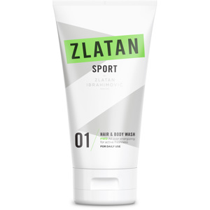 Zlatan Sport FWD Hair & Body Wash, 150ml