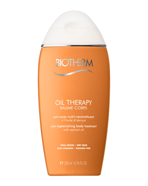 Oil Therapy Baume Corps, Body Lotion 200ml