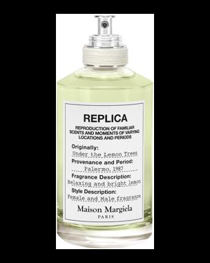 Replica Under The Lemon Trees, EdT 100ml
