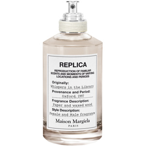 Replica Whispers In The Library, EdT 100ml