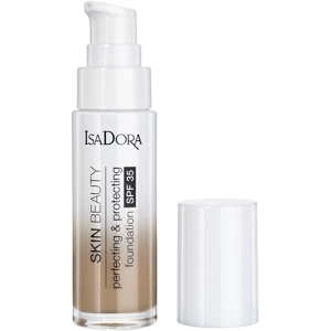 Skin Beauty Perfecting & Protecting Foundation SPF35, 09 Alm