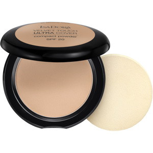 Velvet Touch Ultra Cover Compact Powder SPF20, 66 Warm Beige
