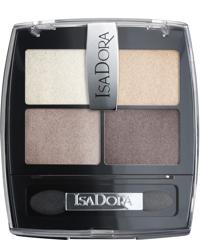 IsaDora Eye Shadow Quartet, 35 Pearls