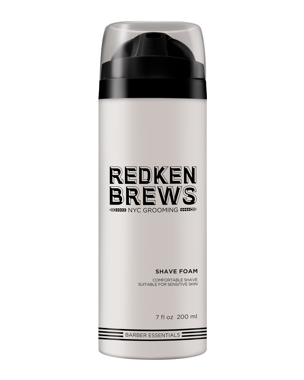 Brews Shave Foam, 200ml
