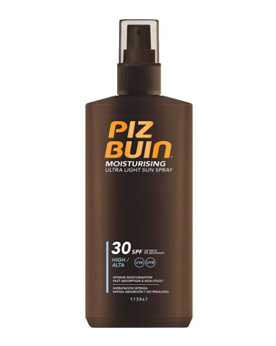 Ultra Light Moisturising Spray SPF30 200ml