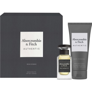 Authentic Man Set, EdT 50ml + 200ml Shower Gel