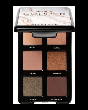 Gen Nude Eyeshadow Palette Copper