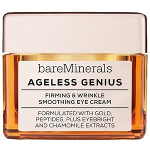 Ageless Genius Firming & Wrinkle Smoothing Eye Cream, 15g
