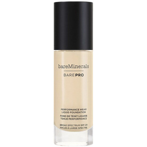 BarePro Perfomance Wear Liquid Foundation SPF20, 30ml