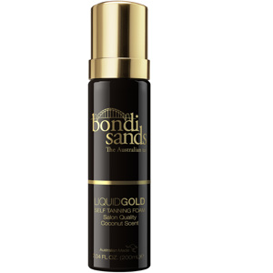 Liquid Gold Self Tanning Foam, 200ml
