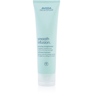 Smooth Infusion Glossing Straightener, 125ml