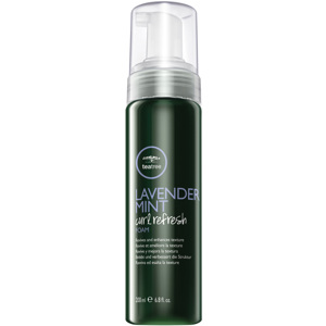 Tea Tree Lavender Mint Curl Refresh Foam, 200ml