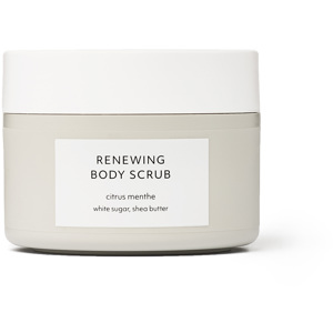 Citrus Menthe Renewing Body Scrub, 200ml