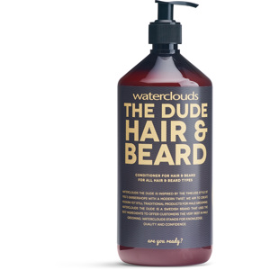 The Dude Hair & Beard Conditioner, 1000ml