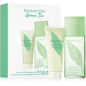 Green Tea Value Kit, EdP 100ml + Body Lotion 100ml
