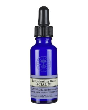 Rehydrating Rose Facial Oil, 30ml
