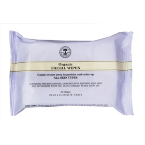 Organic Facial Wipes 25PCS