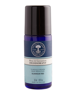 Rose & Geranium Deodorant, 50ml
