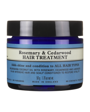 Rosemary & Cedarwood Hair Treatment, 50g
