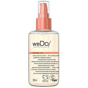 Natural Hair & Body Oil Elixir, 100ml