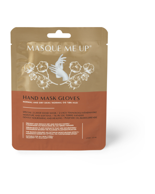 Masque Me Up Hand Mask