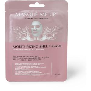 Bio Cellulose Moist Face Mask 1 PCS