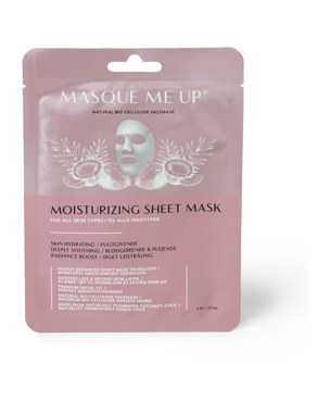 Bio Cellulose Moist Face Mask 1 PCS