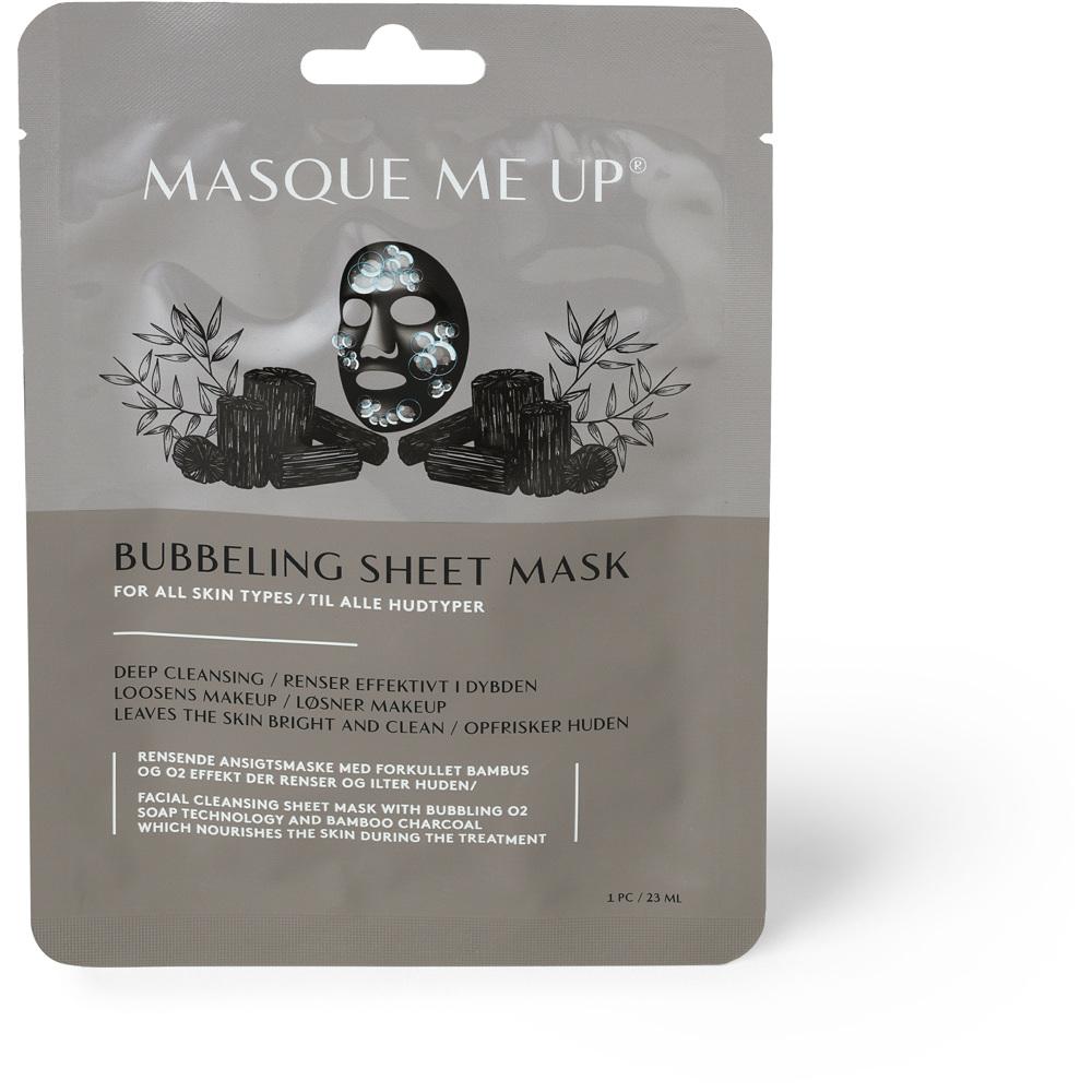 Bubble Mask Black 1 PCS