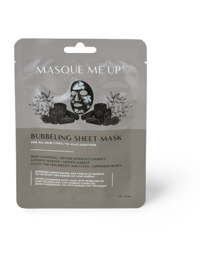 Bubble Mask Black 1 PCS