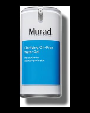 Clarifying Oil Free Water Gel, 50ml