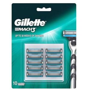 Gillette Mach3 10-pack