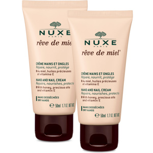 Reve de Miel Hand & Nail Cream Duo, 2x50ml