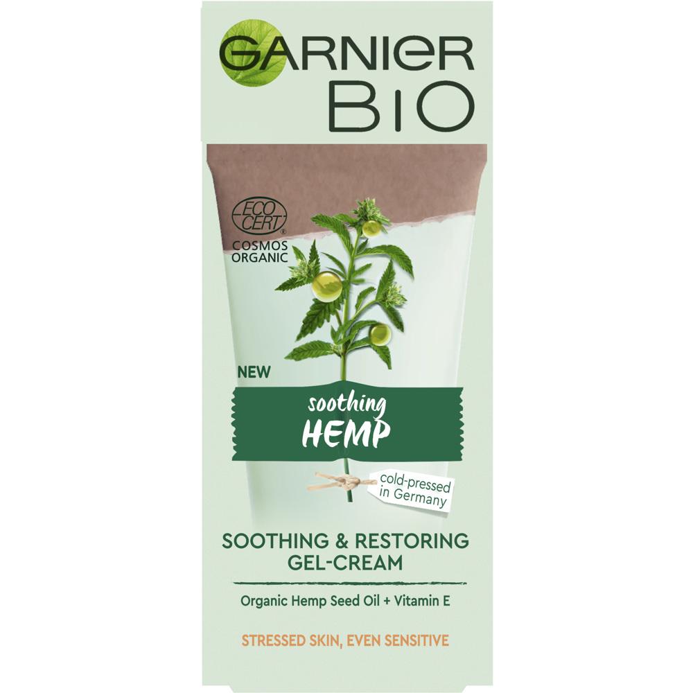 Bio Hemp Day Cream, 50ml