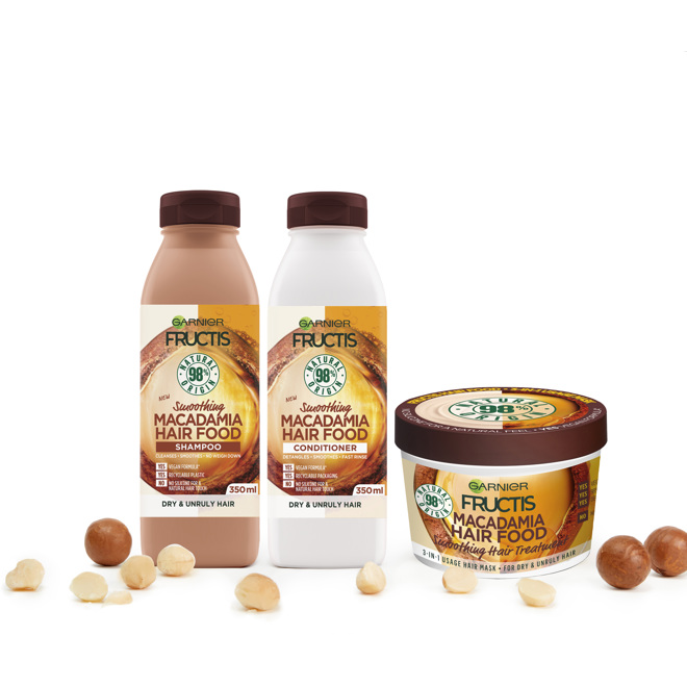 Hair Food Conditioner Macadamia, 350ml