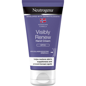 Norwegian Formula Visibly Renew Hand Cream, 75ml