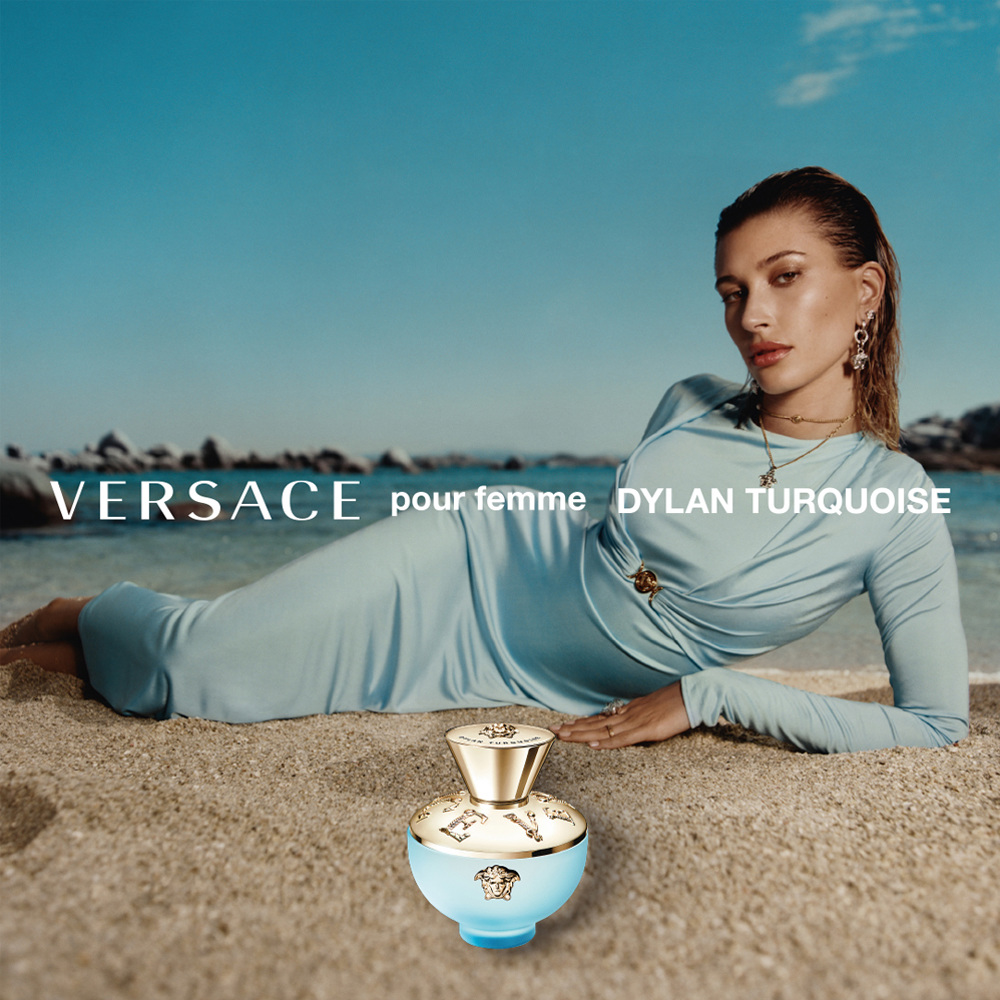 Dylan Turquoise Pour Femme, EdT