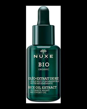 Organic Ultimate Night Recovery Oil, 30ml