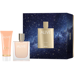 Alive Gift Set, EdP 50ml + 75ml Body Lotion