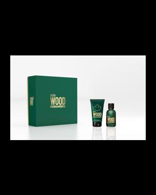 Green Wood Pour Homme Set, EdT 30ml + SG 50ml
