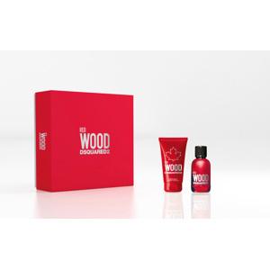 Red Wood Pour Femme Set, EdT 30ml + BL 50ml