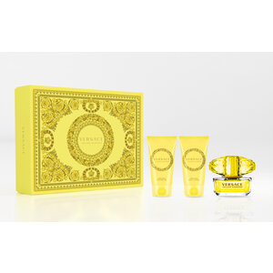 Yellow Diamond Set, EdT 50ml + SG 50ml + BL 50ml