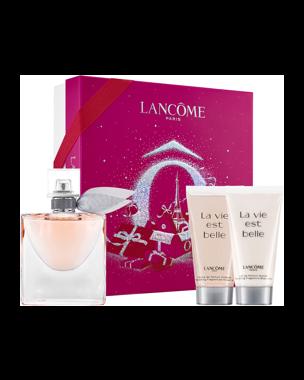 La Vie Est Belle Gift Set: EdP 50ml + SG 50ml + BL 50ml