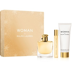 Woman by Ralph Lauren Set, EdP 50ml + 10ml + BL 75ml