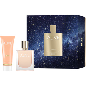 Alive Gift Set, EdP 30ml + 75ml Body Lotion