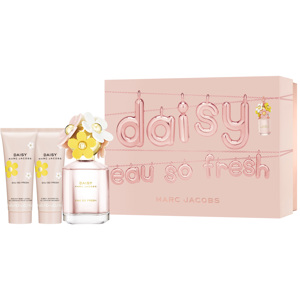 Daisy Eau So Fresh Gift Set, EdT 75ml + BL 75ml + SG 75ml