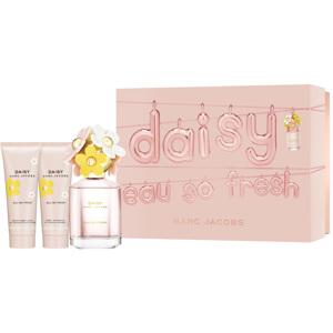 Daisy Eau So Fresh Gift Set, EdT 75ml + BL 75ml + SG 75ml