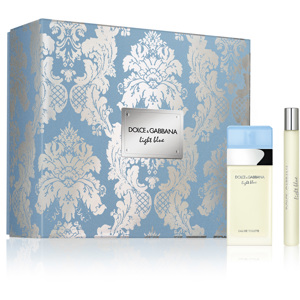 Light Blue Set, EdT 25ml + 10ml