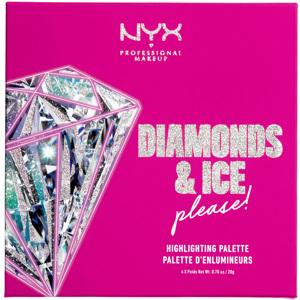 Diamonds & Ice Please! Highlighting Palette