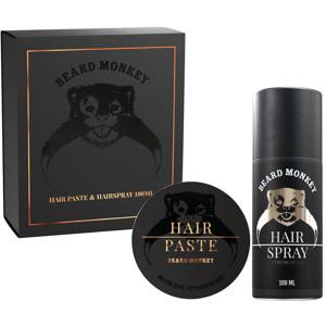 Hair Set - Paste 100ml + Hairspray 100ml